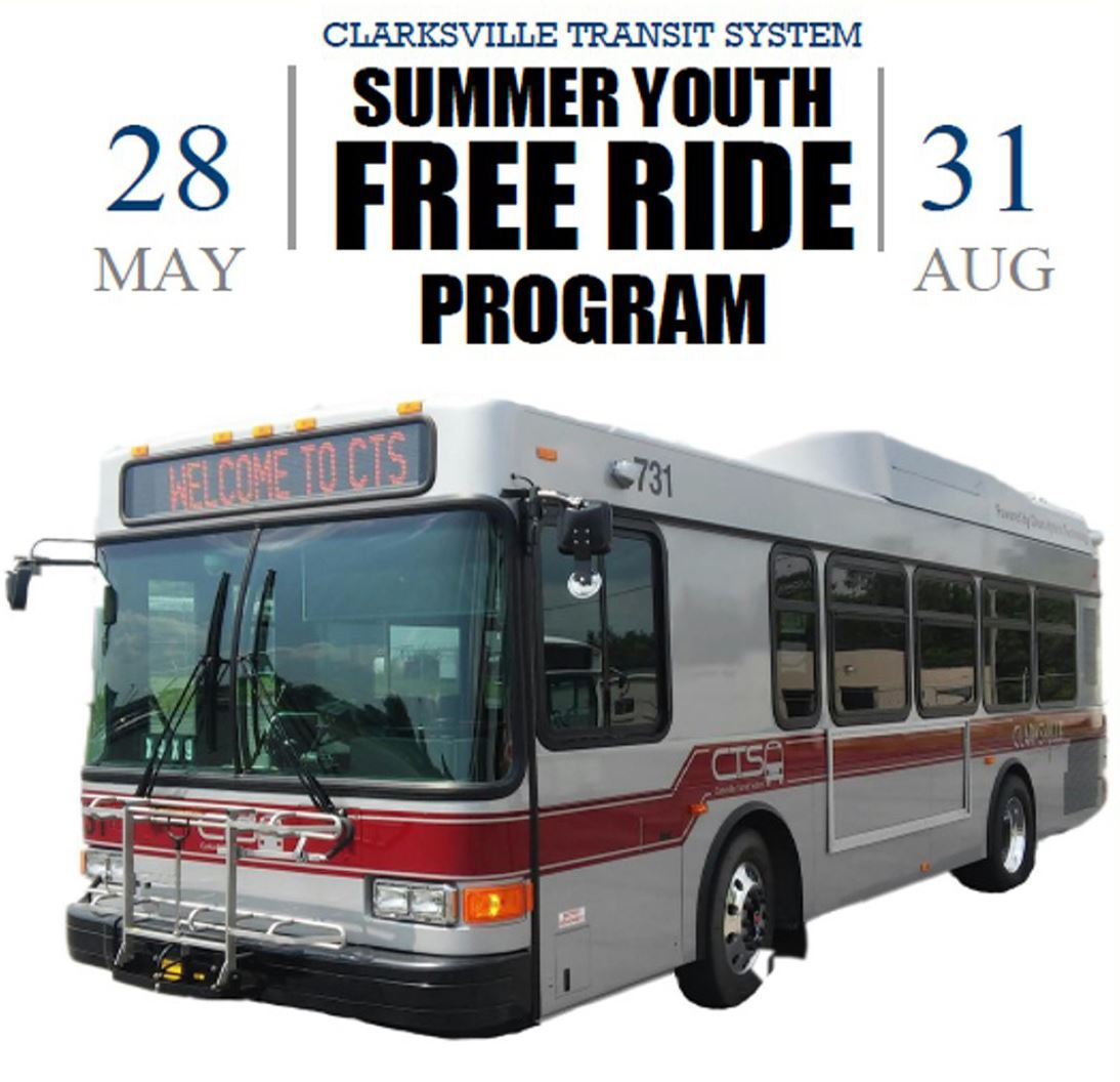 CTS YOUTH RIDE FREE website
