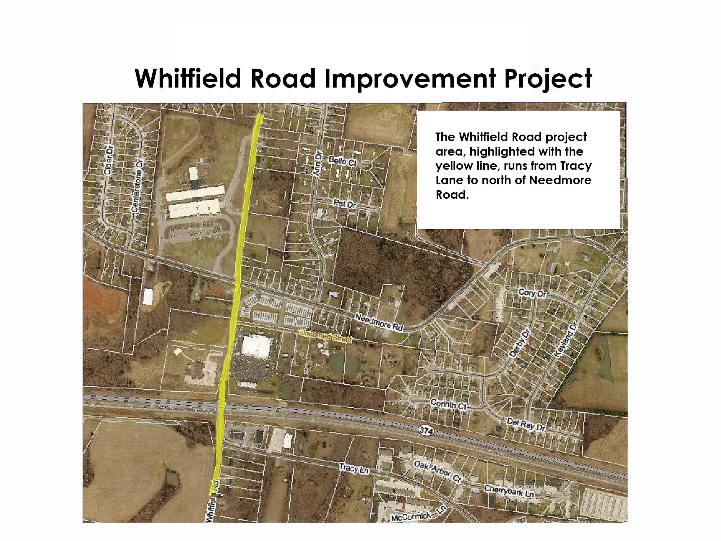 Whitfield Road Project 2