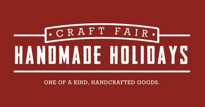 Craft Fair Handmade Holidays